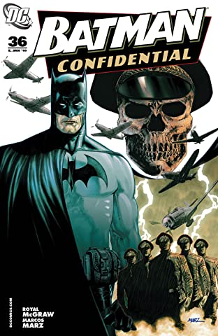 Batman Confidential (2006-2011) #36