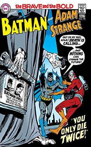 The Brave and the Bold (1955-1983) #90