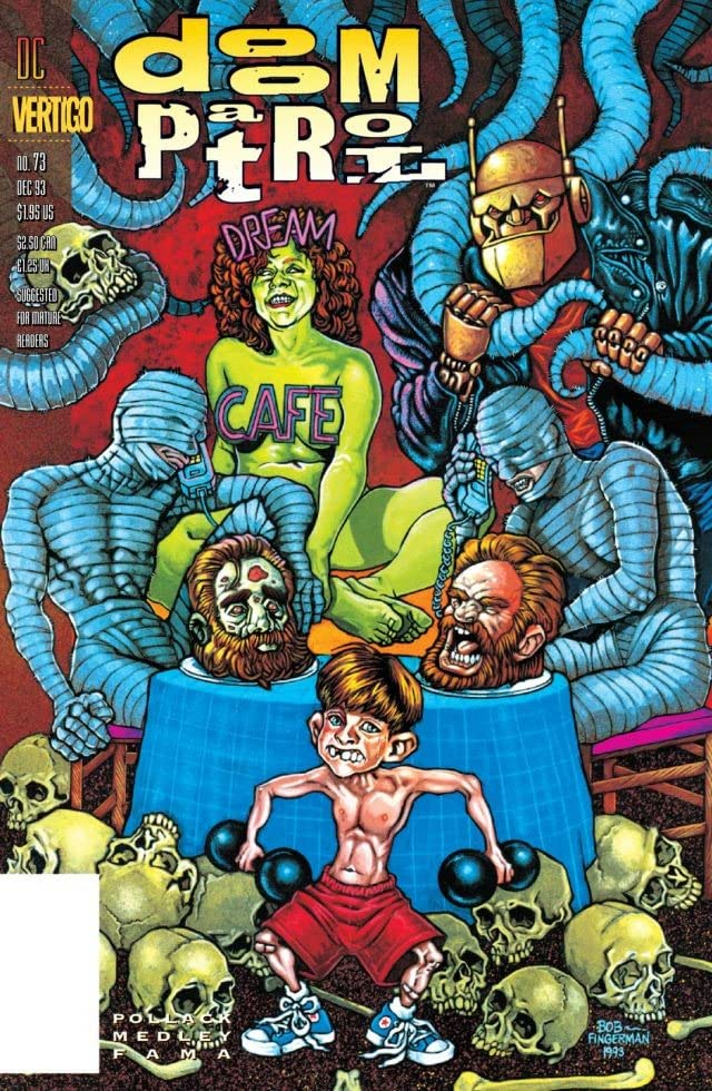 Doom Patrol (1987-1995) #73