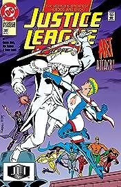 Justice League Europe (1989-1993) #38