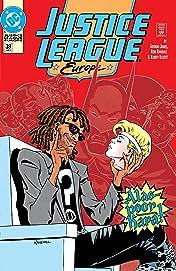 Justice League Europe (1989-1993) #39