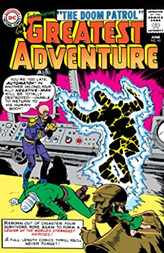 My Greatest Adventure (1955-1964) No.80