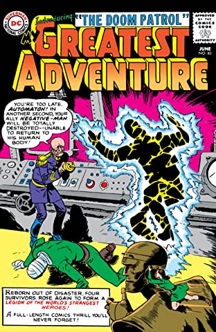 My Greatest Adventure (1955-1964) #80