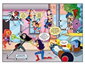 DC Super Hero Girls: Out of the Bottle (2017-) #8