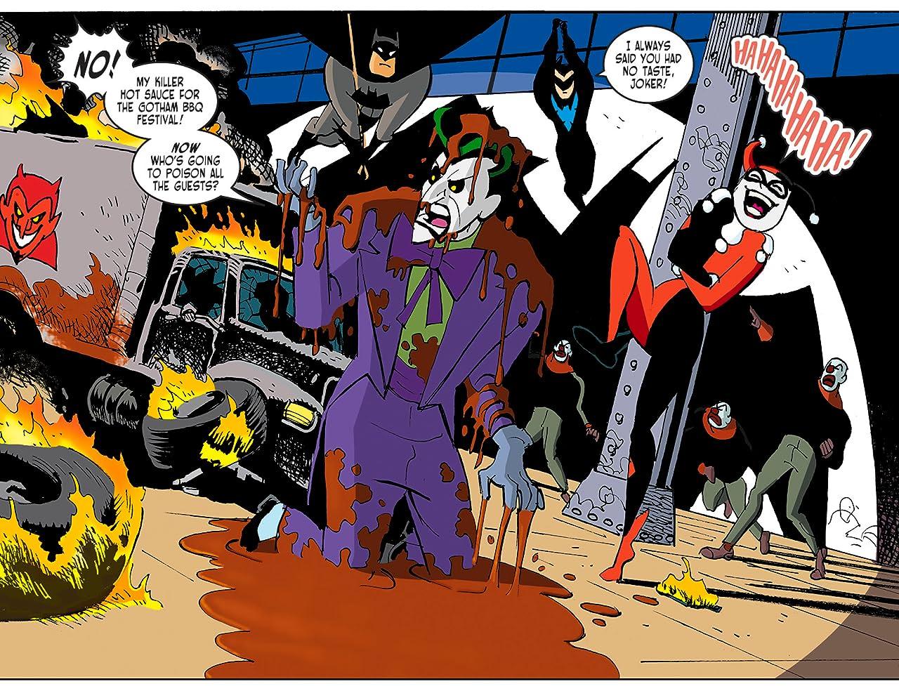 Harley Quinn and Batman (2017) #1