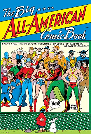 The Big All-American Comic Book (1944) #1