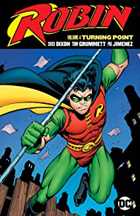 Robin (1993-2009) Vol. 4: Turning Point