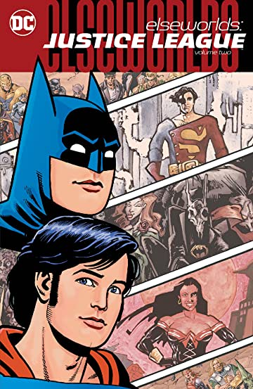 DC Elseworlds: Justice League Vol. 2
