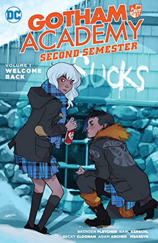 Gotham Academy: Second Semester (2016-) Vol. 1