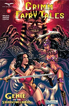 Grimm Fairy Tales (2016-) #9