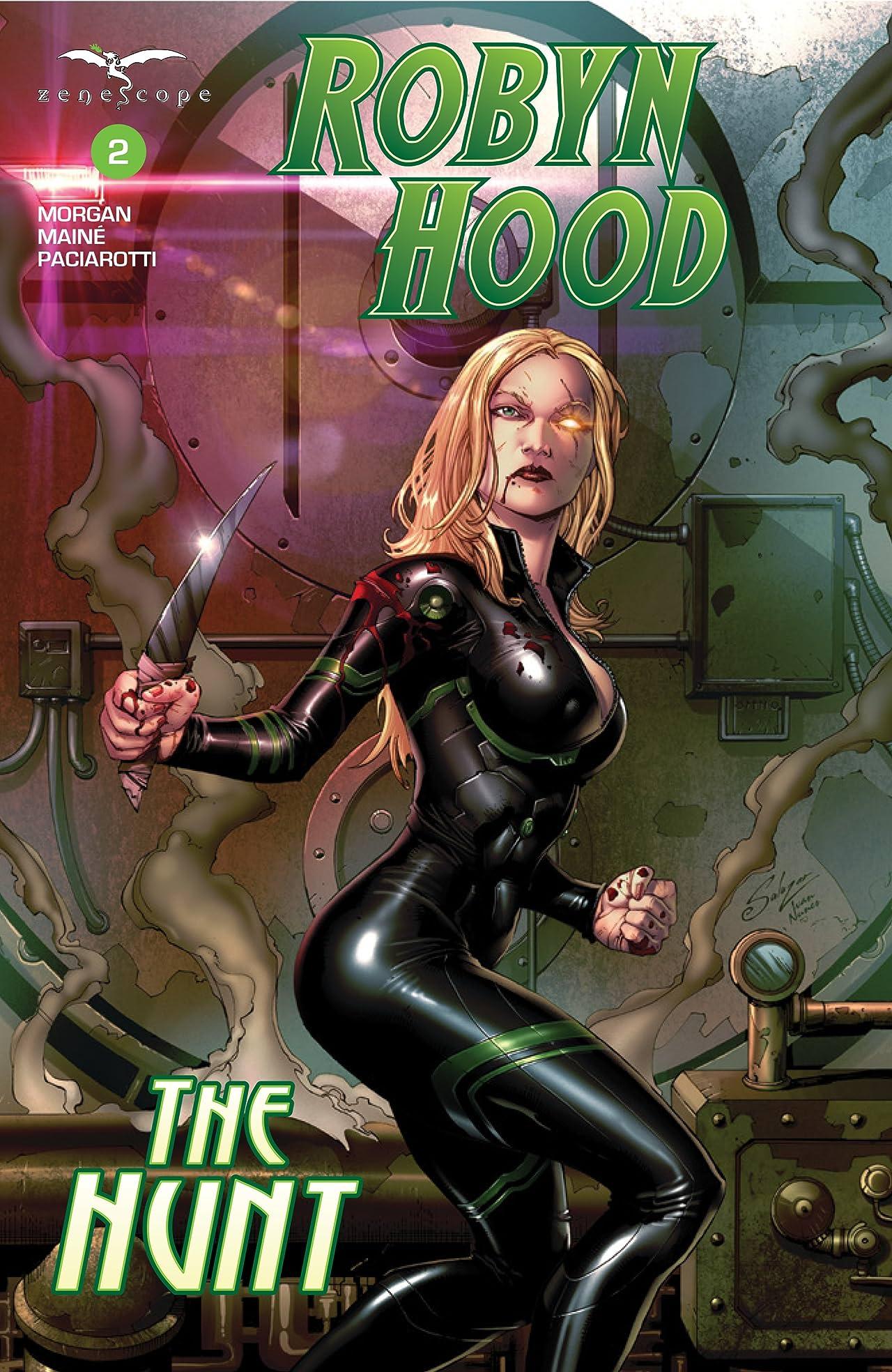 Robyn Hood: The Hunt #2