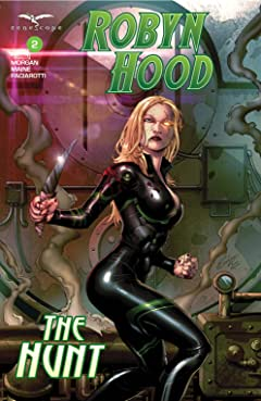 Robyn Hood: The Hunt #2