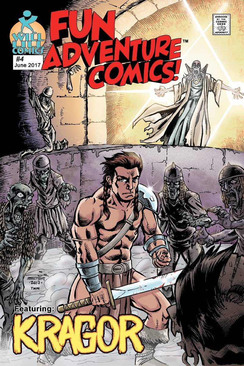 Fun Adventure Comics! #4