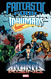 Fantastic Four/Inhumans: Atlantis Rising