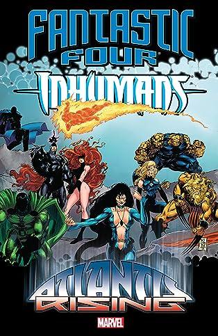Fantastic Four/Inhumans: Atlantis Rising