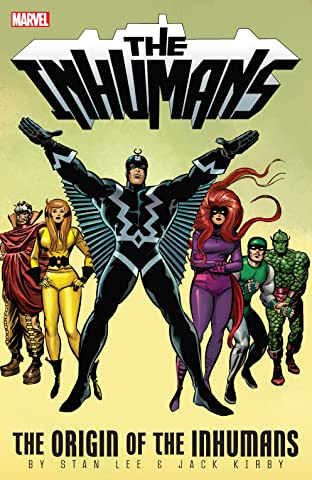 Inhumans: The Origin Of The Inhumans