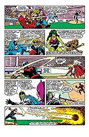 Avengers West Coast (1985-1994) Annual #2