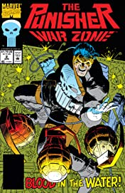 The Punisher: War Zone (1992-1995) #2