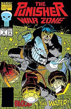 The Punisher: War Zone (1992-1995) #2