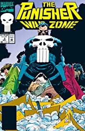 The Punisher: War Zone (1992-1995) #3