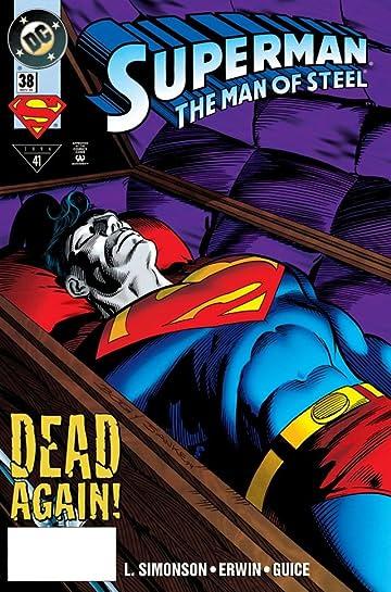 Superman: The Man of Steel (1991-2003) #38