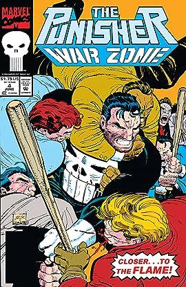 The Punisher: War Zone (1992-1995) #4