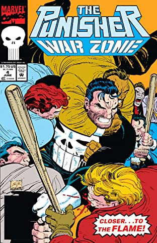 The Punisher: War Zone (1992-1995) #4