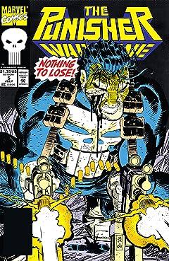 The Punisher: War Zone (1992-1995) #5