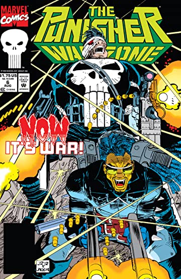 The Punisher: War Zone (1992-1995) #6