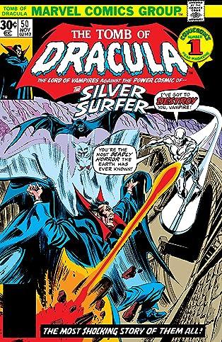 Tomb of Dracula (1972-1979) #50