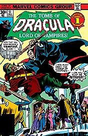 Tomb of Dracula (1972-1979) #51