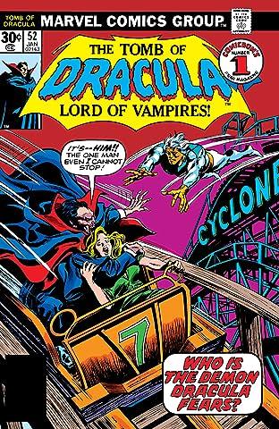 Tomb of Dracula (1972-1979) #52