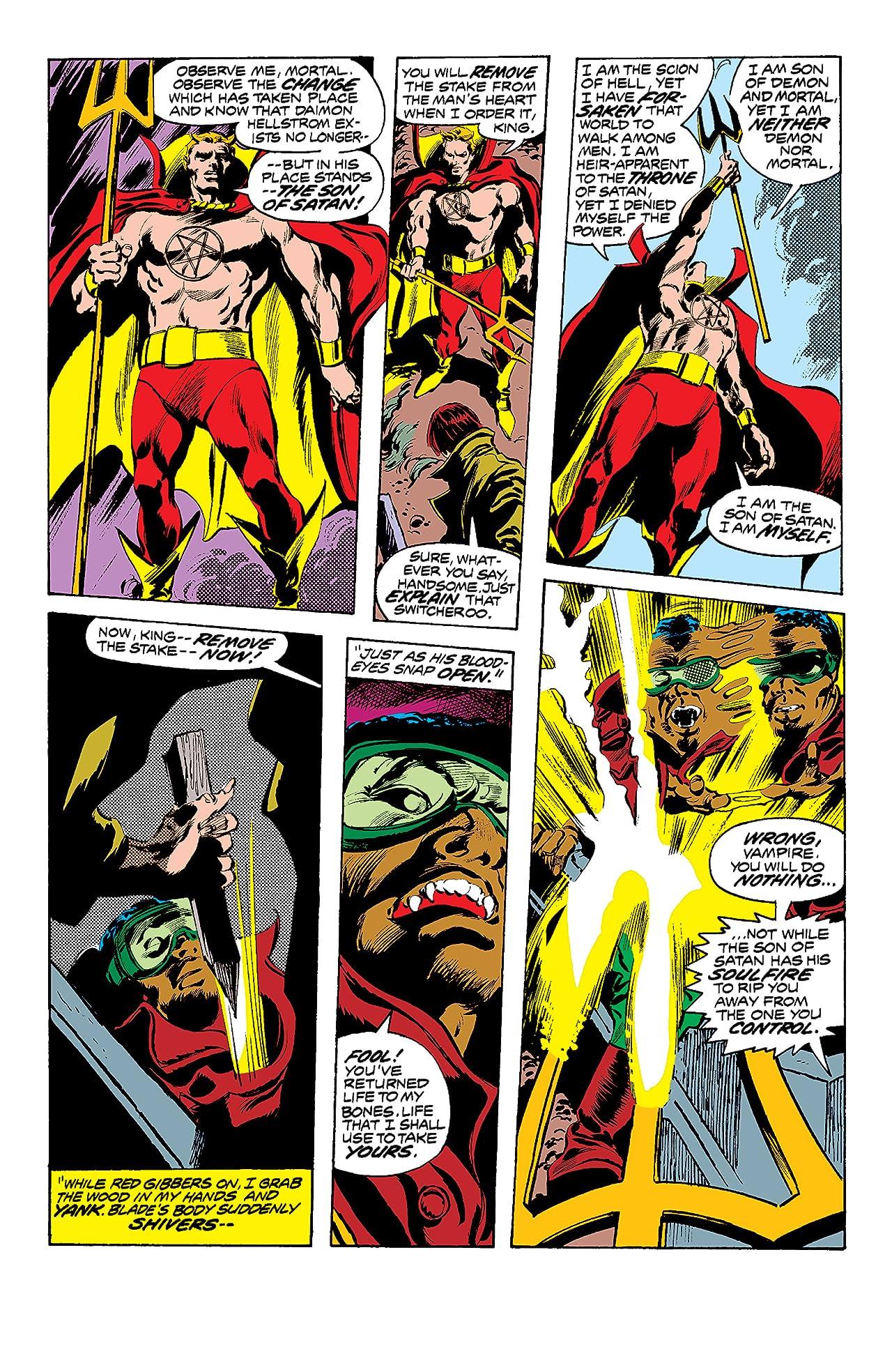 Tomb of Dracula (1972-1979) #53