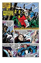 Tomb of Dracula (1972-1979) #54