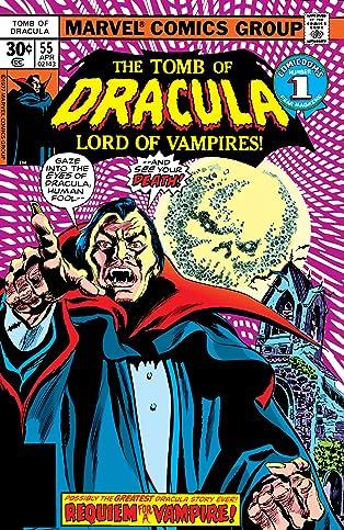 Tomb of Dracula (1972-1979) #55