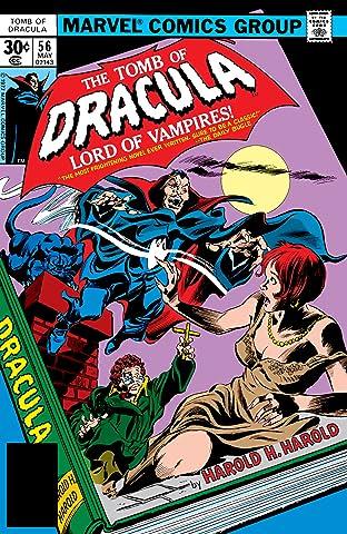 Tomb of Dracula (1972-1979) #56