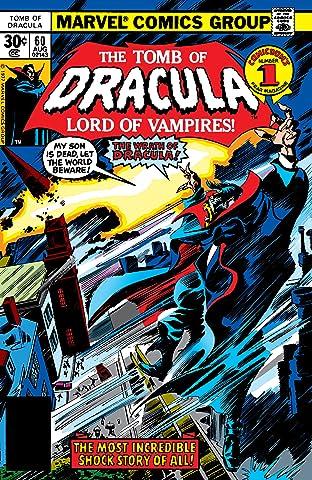 Tomb of Dracula (1972-1979) #60