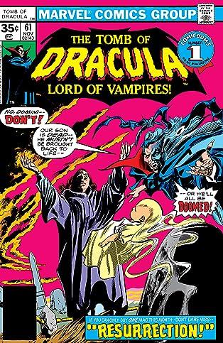 Tomb of Dracula (1972-1979) #61