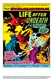 Tomb of Dracula (1972-1979) #64