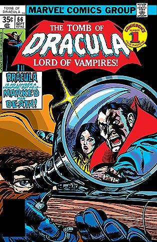 Tomb of Dracula (1972-1979) #66
