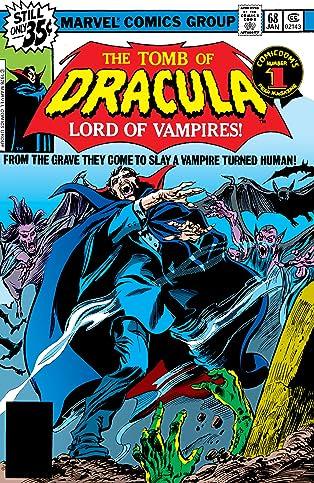 Tomb of Dracula (1972-1979) #68