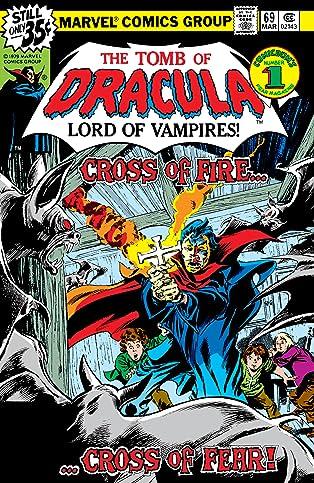 Tomb of Dracula (1972-1979) #69