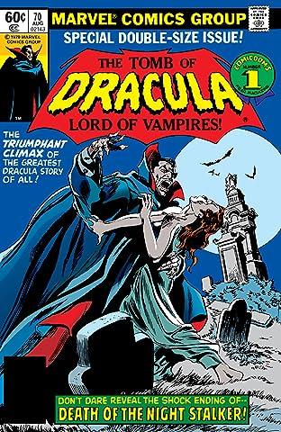 Tomb of Dracula (1972-1979) #70