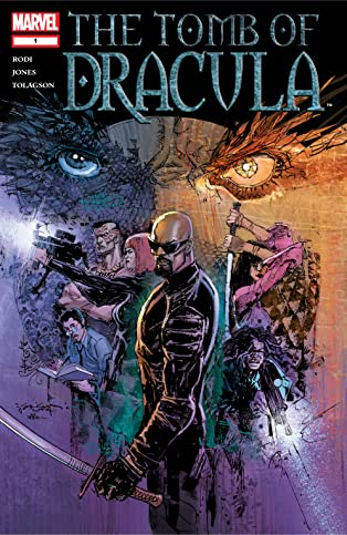 Tomb of Dracula (2004-2005) #1 (of 4)