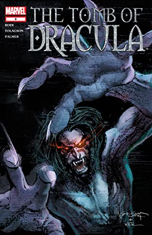 Tomb of Dracula (2004-2005) #2 (of 4)
