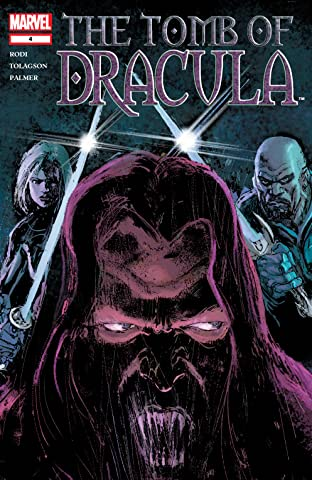 Tomb of Dracula (2004-2005) #4 (of 4)