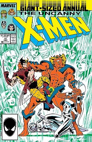 Uncanny X-Men (1963-2011) Annual #11