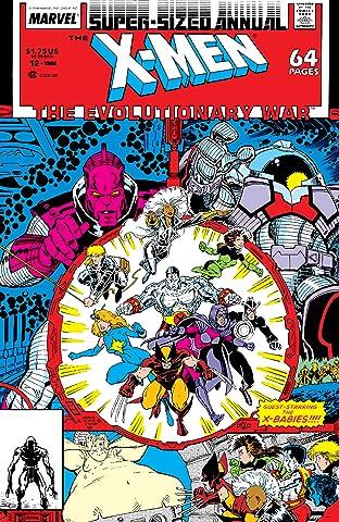 Uncanny X-Men (1963-2011) Annual #12