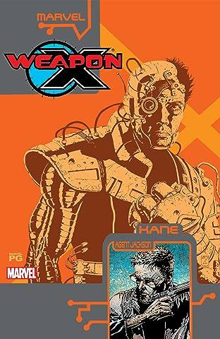 Weapon X: The Draft - Kane (2002) #1