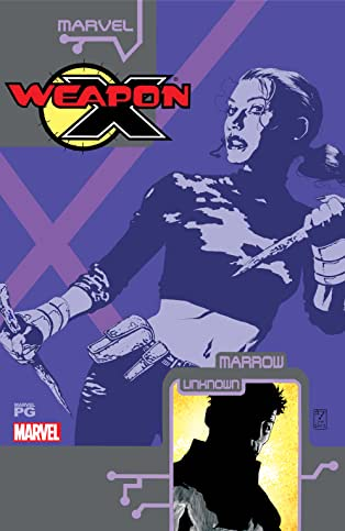 Weapon X: The Draft - Marrow (2002) #1